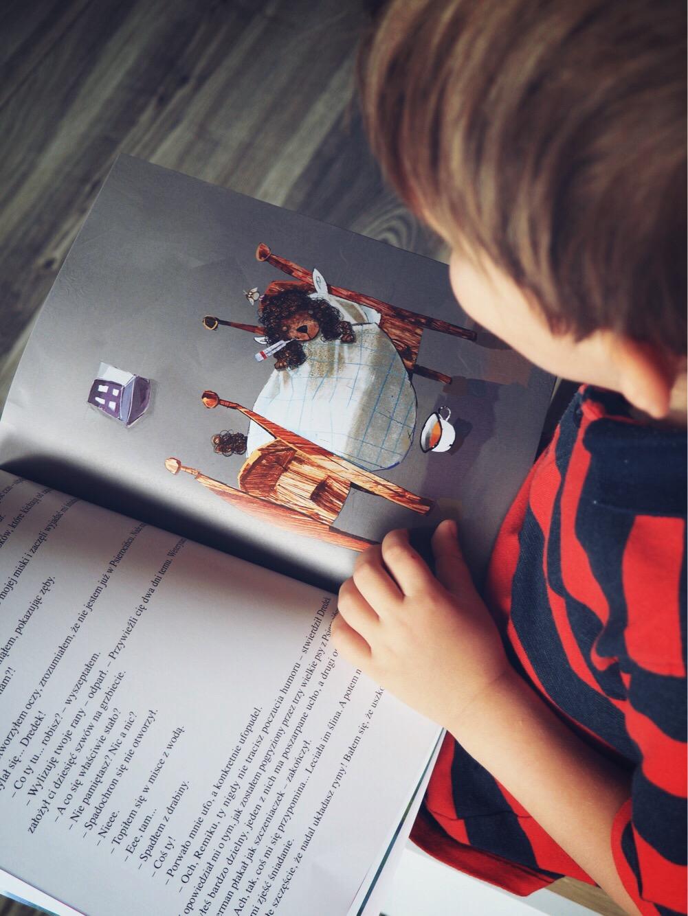 książki dla 4-latkow
